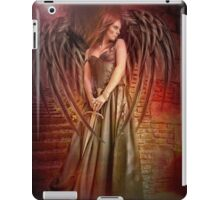 Defender Of The Gate iPad Case/Skin