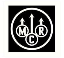 MCR Art Print