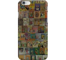 Oz Bookcovers iPhone Case/Skin