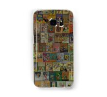 Oz Bookcovers Samsung Galaxy Case/Skin