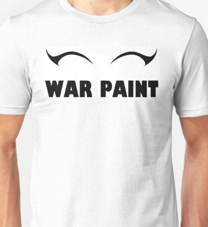Modern Day War Paint Unisex T-Shirt