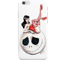 Christmas with Jack! iPhone Case/Skin