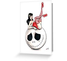 Christmas with Jack! Greeting Card
