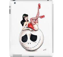 Christmas with Jack! iPad Case/Skin