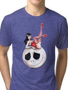 Christmas with Jack! Tri-blend T-Shirt