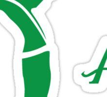 Arrow in the Dark Sticker