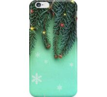 Merry Christma and Happy New Year iPhone Case/Skin