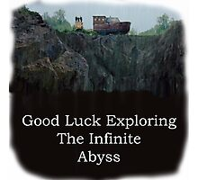 Infinite Abyss - Garden State Photographic Print