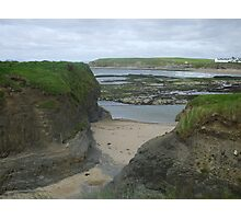 Bundoran Strand, County Donegal Photographic Print