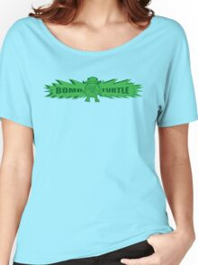 Bomb Turtle Women's Relaxed Fit T-Shirt