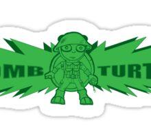 Bomb Turtle Sticker
