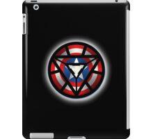 Steve Rogers vs Tony Stark iPad Case/Skin