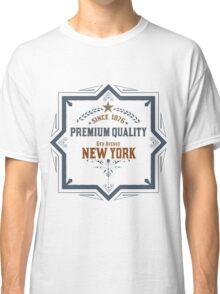 Premium Quality New York Classic T-Shirt
