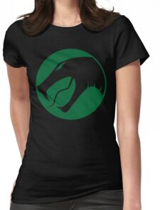 Slithering Womens Fitted T-Shirt