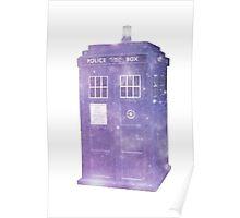 Galaxy TARDIS  Poster