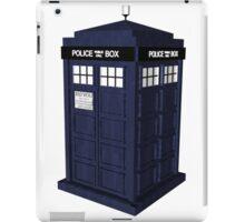 Tardis - Doctor Who iPad Case/Skin
