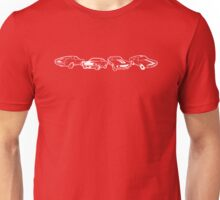 Muscle Cars Unisex T-Shirt