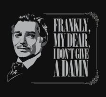 Rhett Butler by moseisly