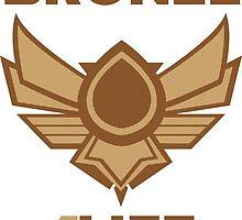 League of Legends - Bronze 4Life by blackstarshop