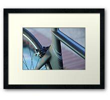 Frame detail Framed Print