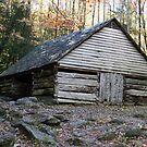 Ogle's Barn by Anthony Pierce