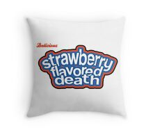 A Berry Kill Throw Pillow