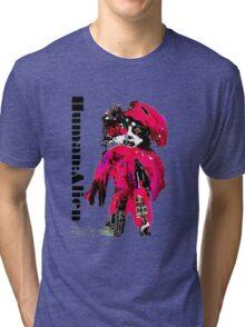 CHYNADOLL#0001 Tri-blend T-Shirt