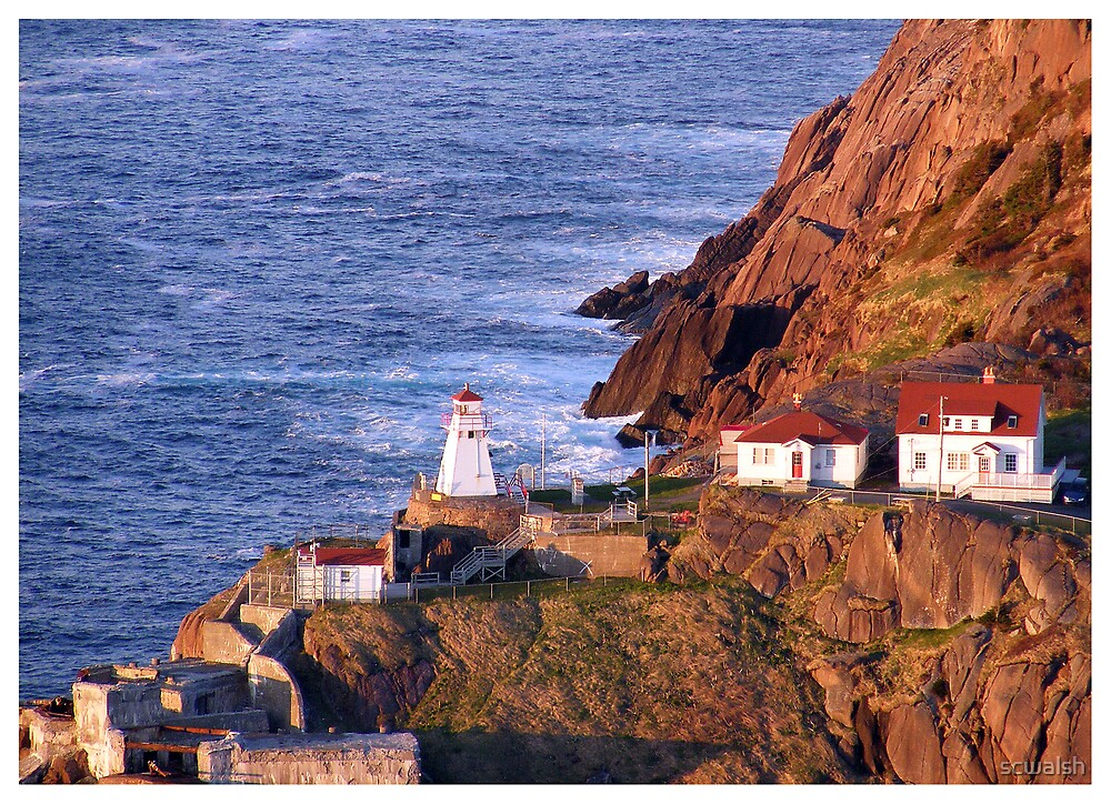 Fort Amherst by scwalsh