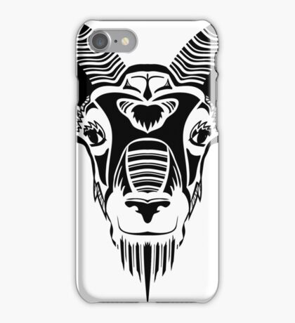 wild ram iPhone Case/Skin