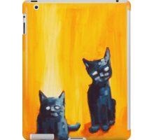 Domestic Predators  iPad Case/Skin
