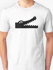 Crocodile head T-Shirt