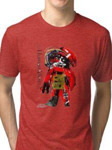 CHYNADOLL#0002 Tri-blend T-Shirt