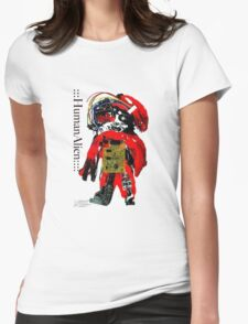 CHYNADOLL#0002 Womens Fitted T-Shirt