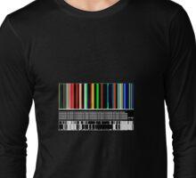 BARCODE COLOUR Long Sleeve T-Shirt