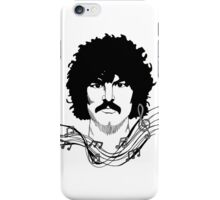 Burton Cummings iPhone Case/Skin