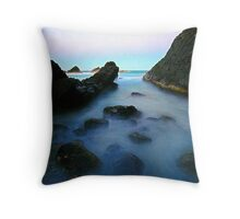 Whispers of Water Throw Pillow