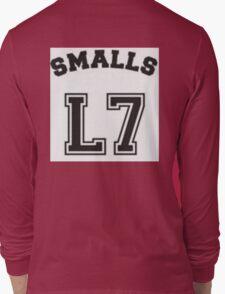 """The Sandlot"" Smalls L7 Long Sleeve T-Shirt"