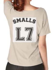 """The Sandlot"" Smalls L7 Women's Relaxed Fit T-Shirt"