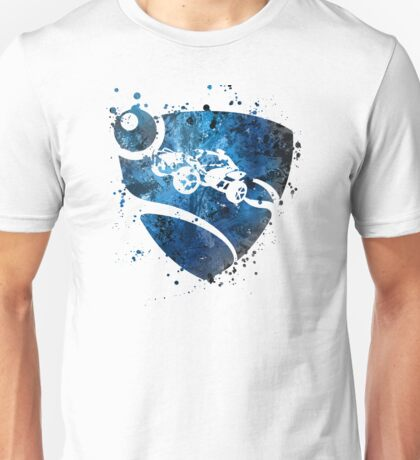 Rocket League Splatter Unisex T-Shirt