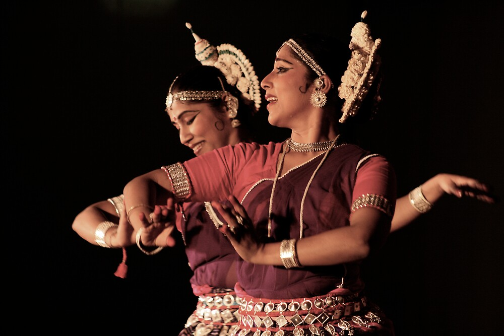 Odissi [1] by JasminePettersen