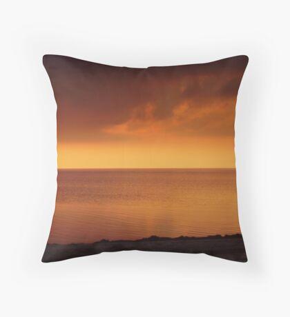Horizon... Throw Pillow