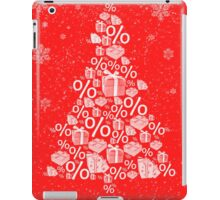 Christmas tree discount iPad Case/Skin