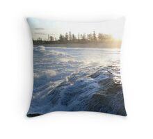 Kiama Sunset, NSW, Australia Throw Pillow