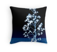 The Night Wind Has Secrets To Tell Little Tree Throw Pillow