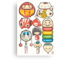 [Special Lucky Toy Box] Canvas Print