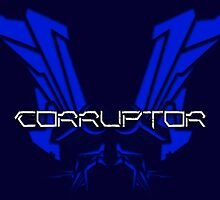 Corruptor (Blue) by GreenGamer