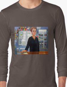 Amy the Barmaid Long Sleeve T-Shirt