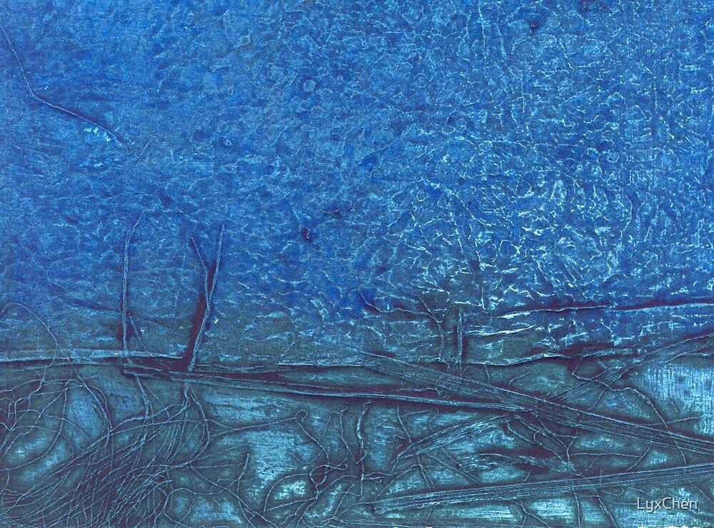 Wetlands Blue by LyxChen
