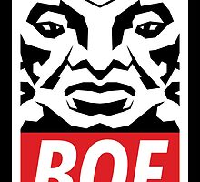 Obey the Face of Boe by howsedesign