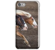 The Outlaw and The Law iPhone Case/Skin